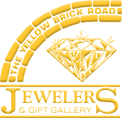 The Yellow Brick Road Jewelers logo